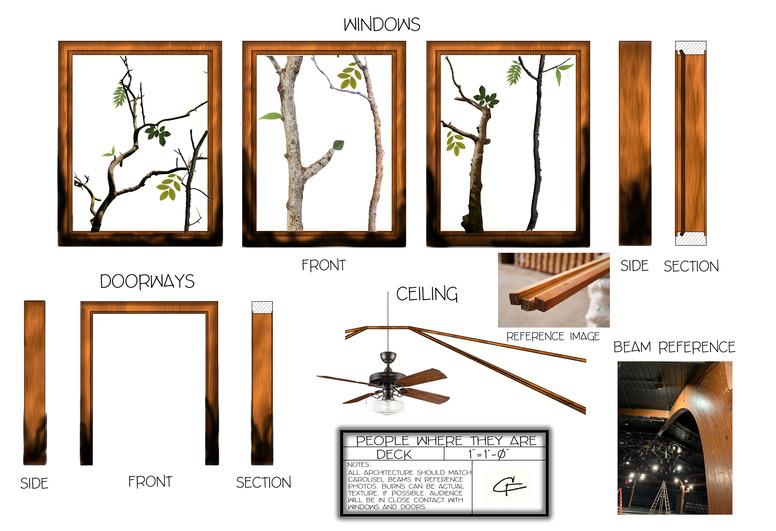 Wood Elevations