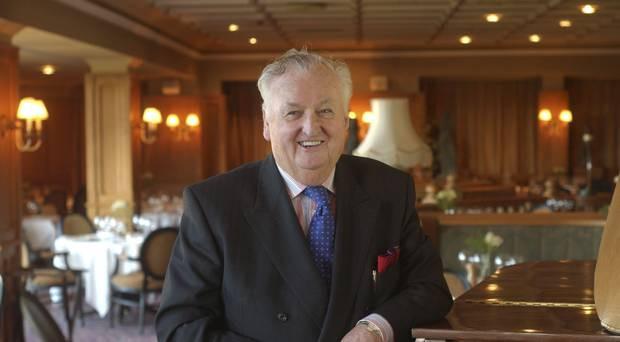 Swann praises late Sir Billy Hastings' 'entrepreneurial legacy to North Antrim'
