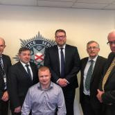 Swann leads Ulster Unionist delegation to Police HQ to discuss terrorist shows of strength