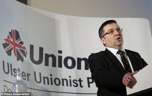 """A Stronger Union"" speech by Ulster Unionist Party Leader, Robin Swann MLA"