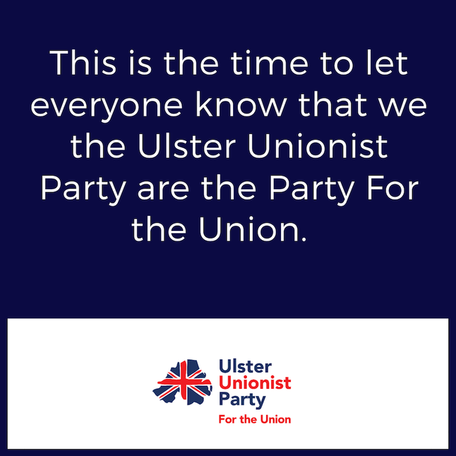 Ulster Unionist Party Leader, Robin Swann MLA 2018 Party Conference speech, Armagh City Hotel
