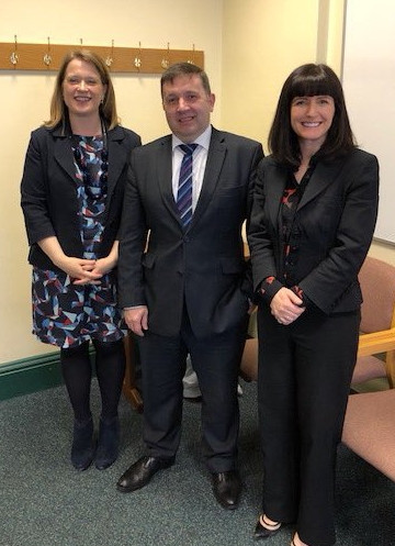 Re-elected Chair of All Party Group on Congenital Heart Disease
