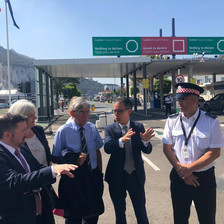 Gibraltar preparations for Brexit well under way - Swann