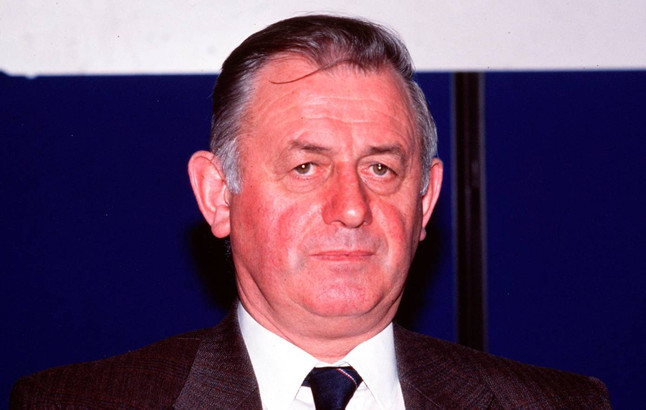 """Swann mourns passing of Mr Joe Gaston """"one of the great stalwarts of Unionism"""""""