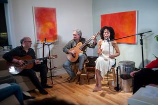 Vincent Beaulne, Jean-François Garneau, Joanne Griffith – photo by Anis Hammoud