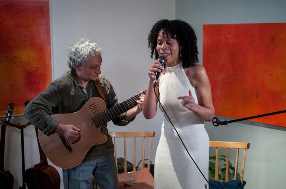 Joanne Griffith & Jean-François Garneau – photo by Anis Hammoud
