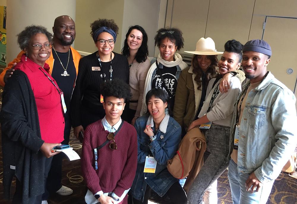 Affinity group participants – FAI 2020