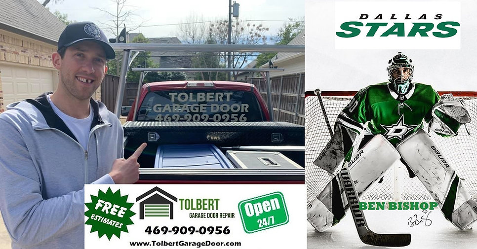 DallasStarsTolbertGarageDoor214.jpg