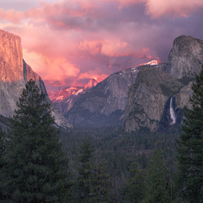 Yosemite National Park Photography: A New Gallery