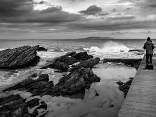 Eastern Coast near Portmarnock (phone)