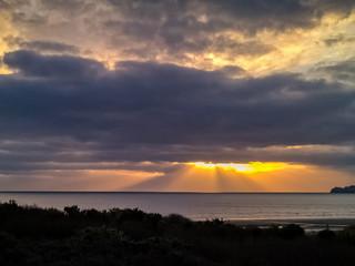 Sunrise near Portmarnock (phone)
