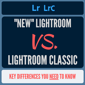Lightroom vs Lightroom Classic: Which to Choose?