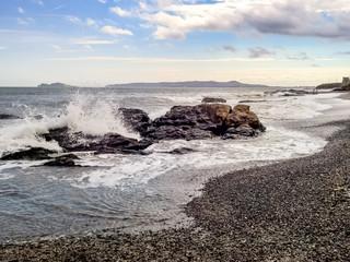 Coast near Portmarnock (phone)