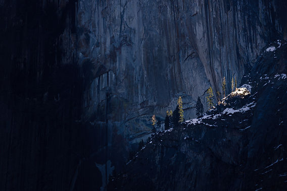 Yosemite - Ephemeral Permanence (1 of 1)