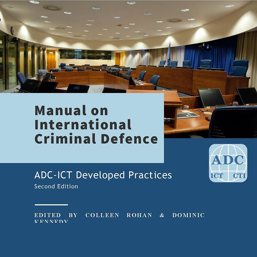 ADC-ICT Manual Launch - Saturday 5 December 2020
