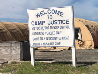 ADC-ICT Representatives Observe Proceedings at Guantanamo Bay