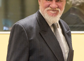 ADC-ICT Issues Statement on the Passing of Slobodan Praljak