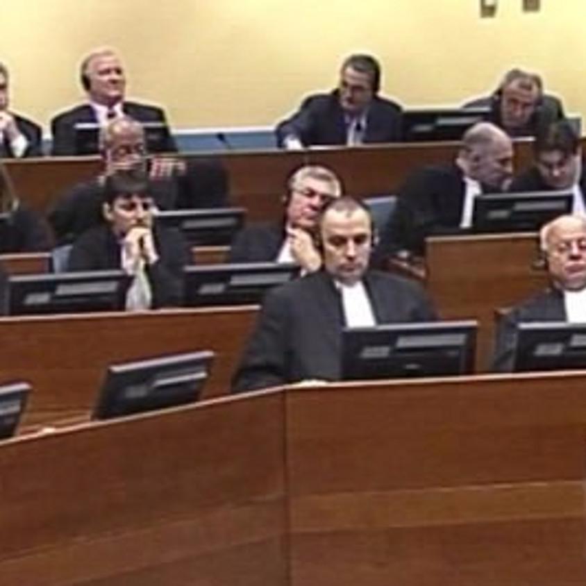 Udruzenje branilaca pred medjunarodnim krivicnim sudovima i tribunalima - Trening - Beograd