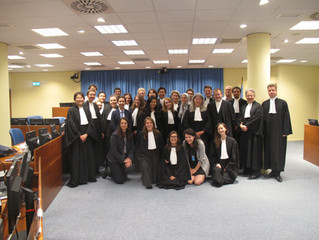 Mock Trial and Training 2016