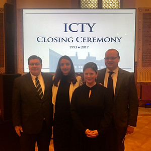 ICTY Closing Ceremony