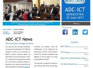 ADC June Newsletter Published