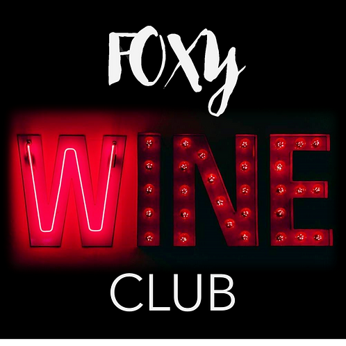 Foxy Wine Club - 8 Bottle Subscription