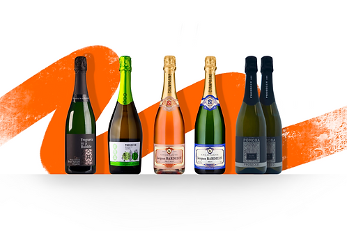 Foxy's Fantastic Fizz Selection