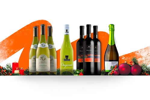 Foxy's Premium Christmas - 8 Bottle Selection