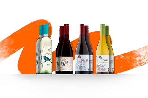 Foxy's Summer Mixed - 8 Bottle Selection