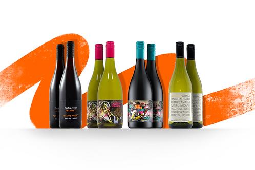 Foxy's Amazing 8 Bottle - Mixed Case Selection