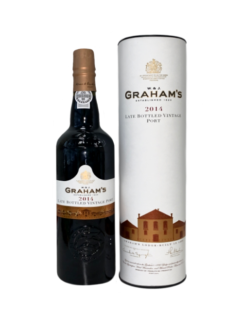 Graham's Vintage Port 2014. Portugal