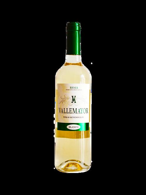 Vallemayor Rioja Blanco, Viura. Spain