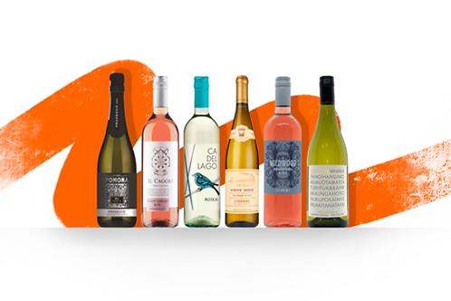 Foxy's Skinny-Lower Calorie Wine Case - 6 Bottles