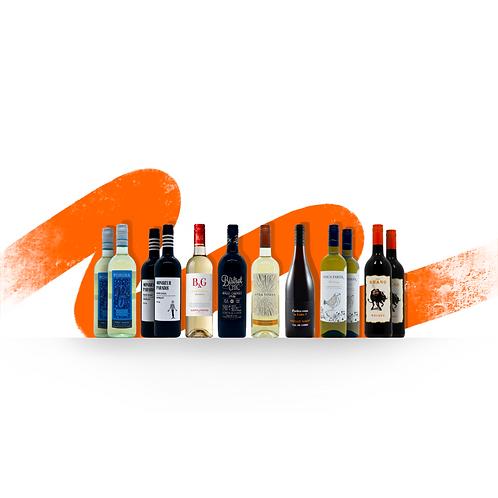 Foxy's Fantastic Mixed Selection - 12 Bottles
