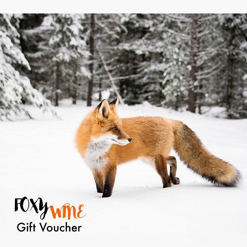 Foxy £50 Gift Voucher