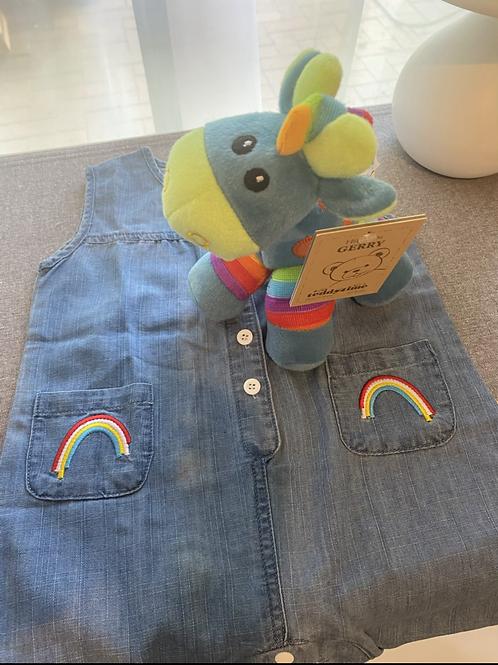 Rainbow Jumpsuit Gift Box