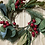 Thumbnail: Small Red Berry Wreath