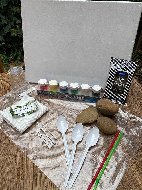 Rock'n Canvas Kids Craft Kit