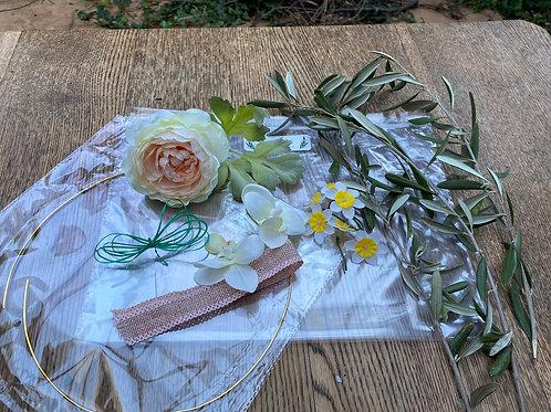 Flower Crown/Wreath Craft Kit