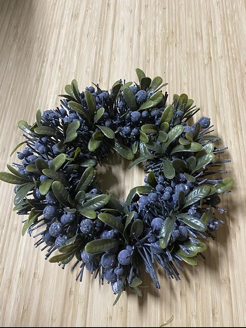 Purple Wreath (small)