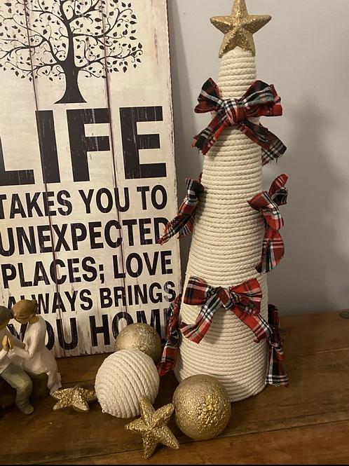 Rope Christmas Tree Bundle