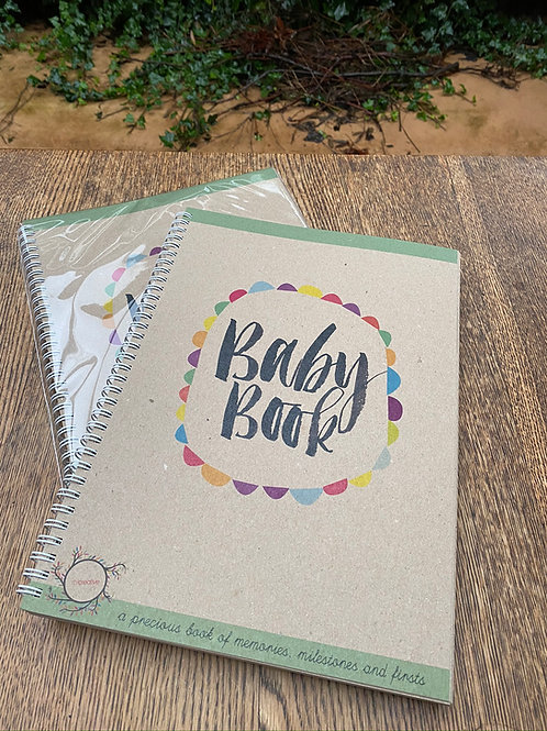 Baby Book (momento book)