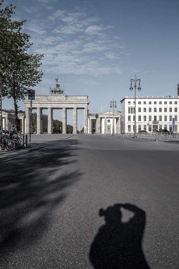 Preview s0825 Brandenburger Tor Schatten