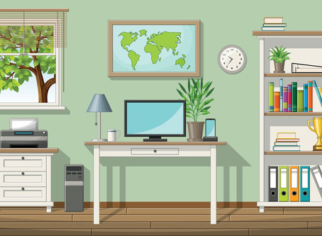 7 Tips for Actually Getting Work Done While Working from Home