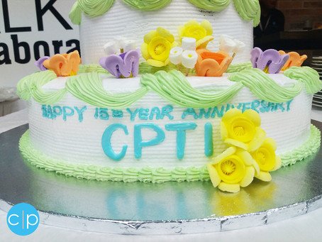 Courtesy Point 15th Year Anniversary & Office Blessing