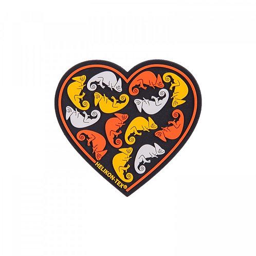 Емблема HEART - PVC Код товару H0527