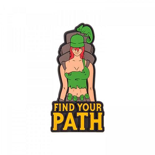 ЕМБЛЕМА FIND YOUR PATH