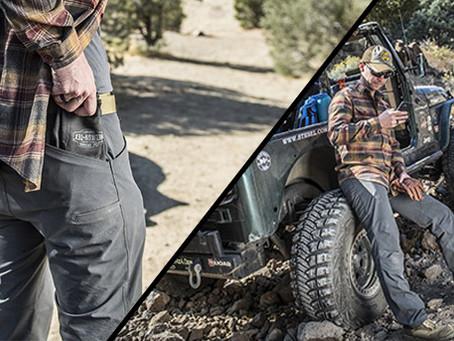 Helikon-Tex выпустила новую модель утилитарных брюк HTX Trekking Tactical Pants