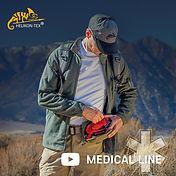 Helikon-TEX medical line