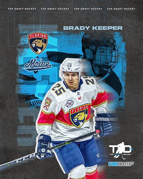 Top Draft Hockey - Brady Keeper-TDHCamp.